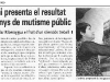 20.05.1999 - Diari d'Andorra